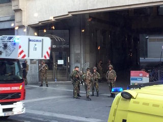 Terror attack foiled in Brussels