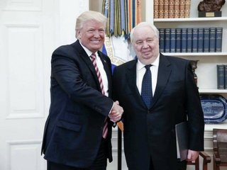 Russian Ambassador Kislyak reportedly leaving