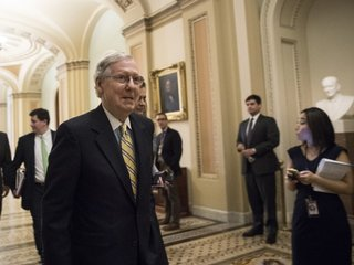 Senate Republicans delay health care bill vote