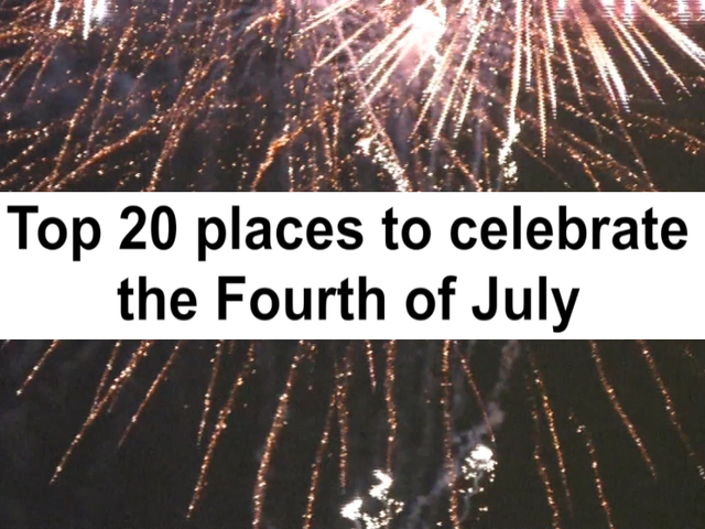 Fourth of July events around Northern Michigan