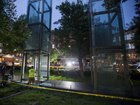 Teen arrested after Jewish memorial vandalized