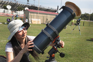 Total Solar Eclipse 2017: Around the nation