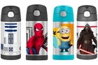 Score these character water bottles on sale for
