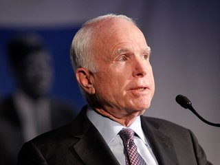 McCain issues veiled criticism of Trump's...
