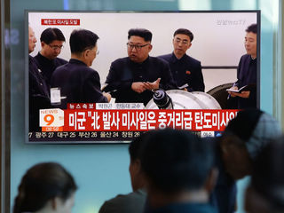Seismic activity detected in North Korea