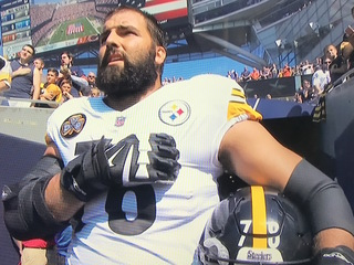 Sales for Alejandro Villanueva jerseys skyrocket