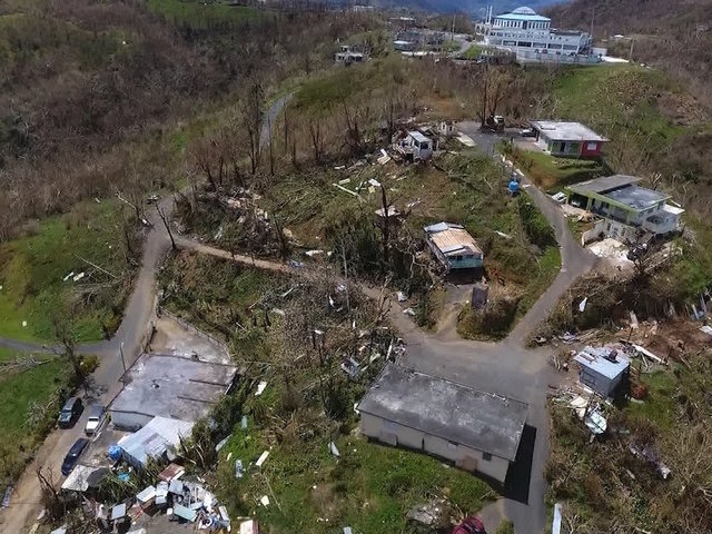 Trump plans to visit Puerto Rico after hurricane