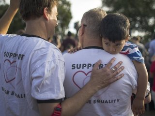 Torn apart by foster care, siblings reunite
