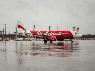 AirAsia staff accused of 'screaming' in flight