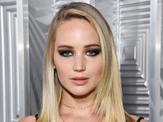Jennifer Lawrence: I had to do 'nude line-up'