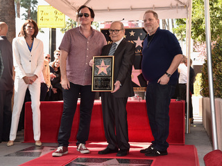 Tarantino apologizes for silence on Weinstein