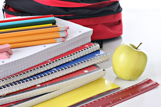 Salvation Army school supplies drive