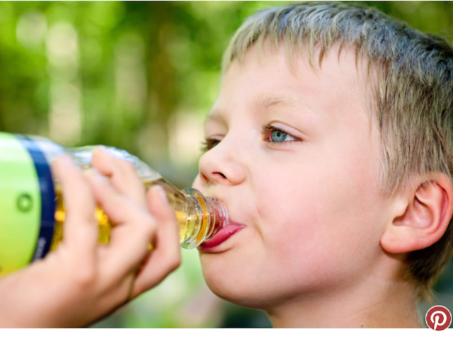 de3b20072 Why Kids Don't Really Need Sports Drinks - KGUN9.com