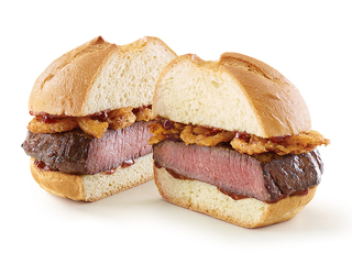 Arby's venison sandwich going nationwide