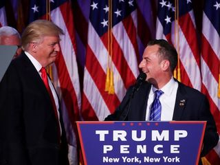 Reince Priebus will be Trump's chief of staff