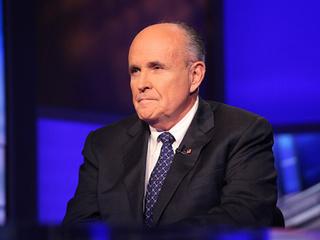 Rudy Giuliani the favorite to be Trump's SOS