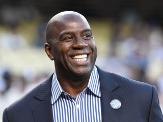 Can Magic Johnson save the Los Angeles Lakers?