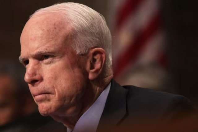 Sen. McCain admitted to Mayo Clinic for surgery