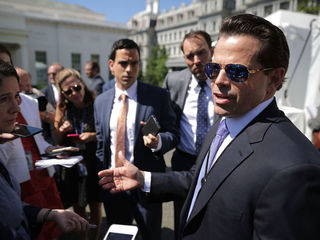 Infographic: Scaramucci joins a growing list