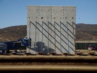 Montana company to build border wall in Arizona