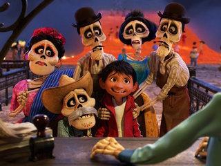 Movie review: Disney Pixar's 'Coco'