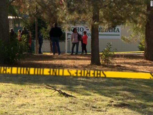 PD: California shooting gunman was 'paranoid'