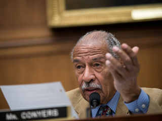 Report: Rep. Conyers settled complaint in 2015
