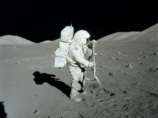 45 years after humans last walked on the moon