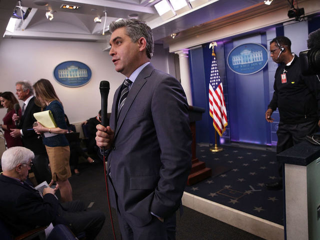Tensions Flare (Again) Between White House and CNN Correspondent