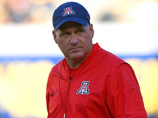 Robbins speaks on decision to fire UA coach