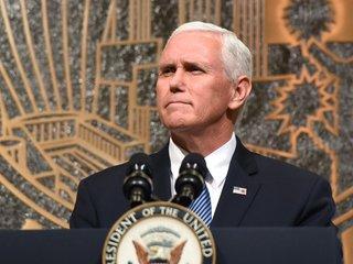 AP: Pence flubs federal statistics on terrorists