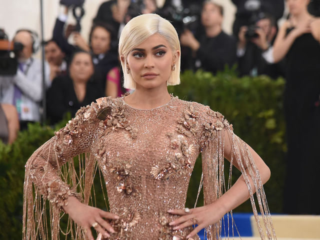 Kylie Jenner Gives Birth To First Child With Travis Scott