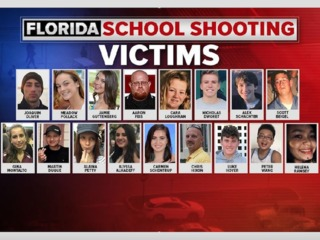 These are the victims of the Florida shooting
