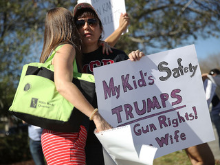 GOP donor: No money if no action on guns