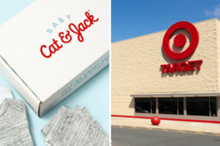 Target launched baby clothing subscription box