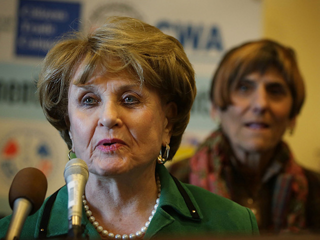US Rep. Louise Slaughter Dies At Age 88 After Fall