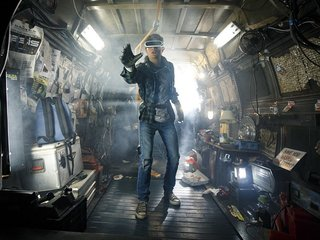 It's game on at home for 'Ready Player One'