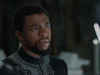 Saudi Arabia screens 'Black Panther'
