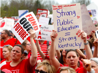 High school teacher wins Kentucky House primary
