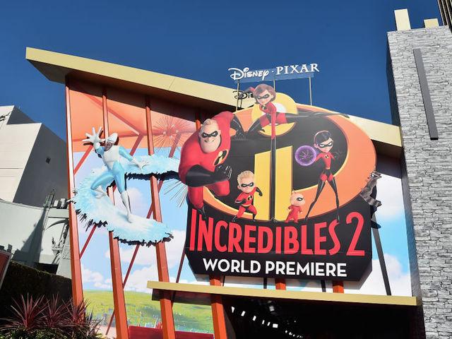 Disneys issues 'Incredibles 2' seizure warning