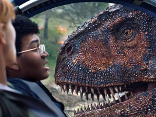 'Jurassic World: Fallen Kingdom' on home video