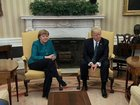Merkel responds to Trump's Germany jab
