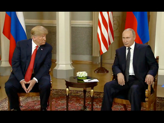 Trump and Putin address meddling issue