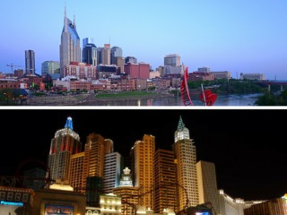 MLB considering expansion in Nashville, Vegas