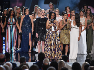 Nassar victims awarded ESPY for courage