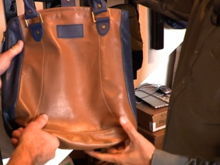 Upcycle company turns old materials into new