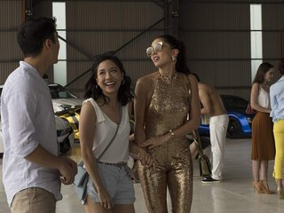 'Crazy Rich Asians' makes box-office history