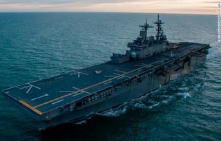 China blocks US ship from Hong Kong