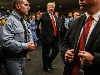 Trump says he would've pushed Kavanaugh nom thru