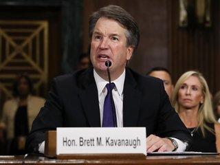 Brett Kavanaugh's SUPCO nomination advances